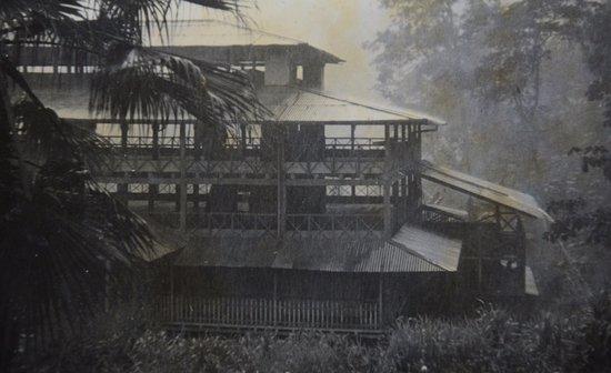 Cundinamarca Department, Colombia: Imágen del beneficiadero de la hacienda a tomada a principios del SXX