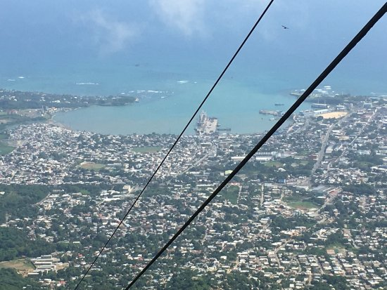Cabarete, República Dominicana: We had a great time on the Cable Car/Puerta Plata tour w/Louis! Got a good feel for the culture