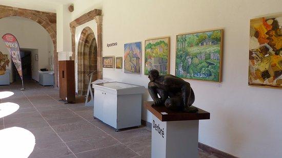 Urdazubi-Urdax, Spania: Un échantillon des multiples oeuvres à découvrir