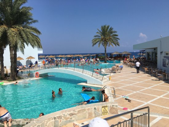 Avra Beach Resort Hotel Bungalows Rhodos