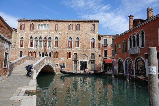 Hotel Al Sole: une vraie carte postale vénitienne