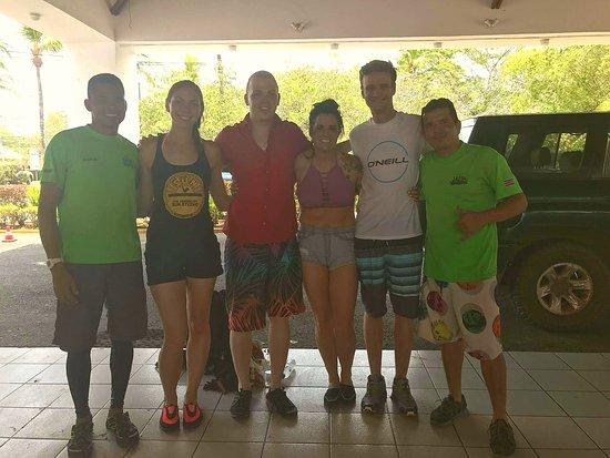 Costa Rica Waterfall Tours: 20170429_104312_large.jpg