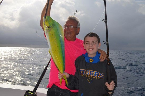 Palm Beach Shores, FL: Showtime Fishing Charters