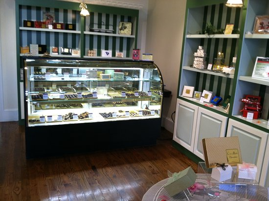 Anderson, SC: Vintage Style & Handmade Chocolates