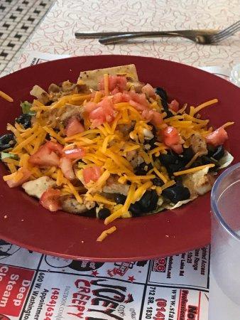 DuBois, Pensilvania: Aztec Salad