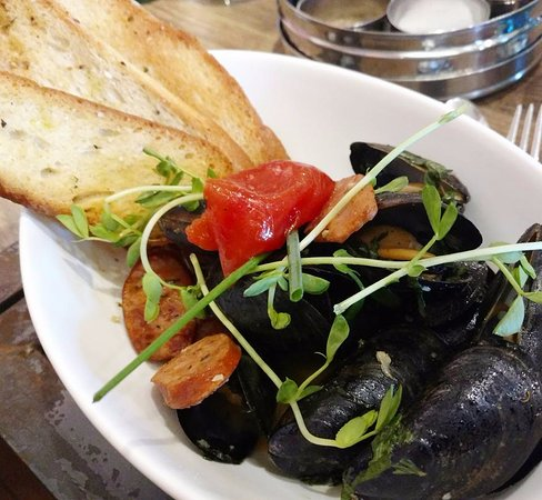 Cottonwood, AZ: Boudin and Mussles