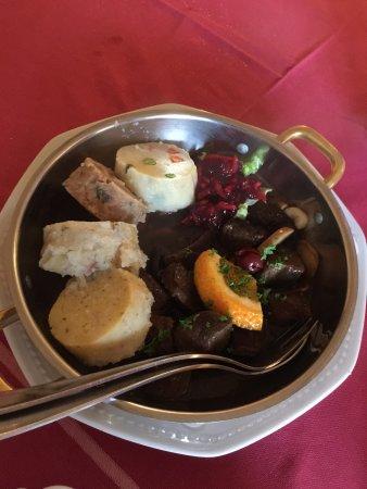 Wald-Michelbach, Germany: Sehr lecker und alles leer gegessen 😊