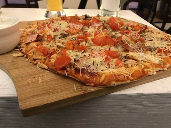 Kedainiai, Lithuania: Pizza