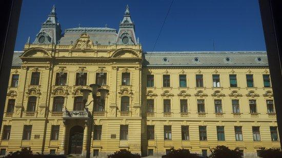 Esplanade Zagreb Hotel: Exterior