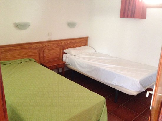 Puerto Bello Apartments: Hard beds, but clean