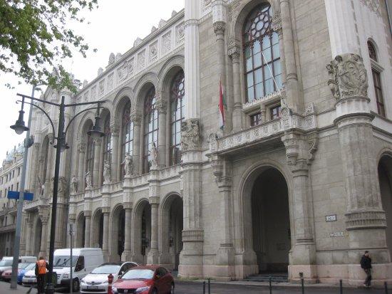 Vigado Concert Hall: Pesti Vigado T