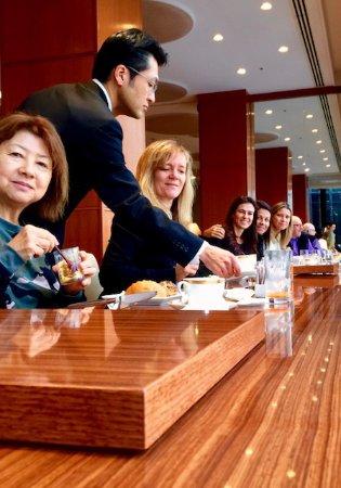 Hotel Granvia Kyoto: Restaurante superior, cafe da manha.