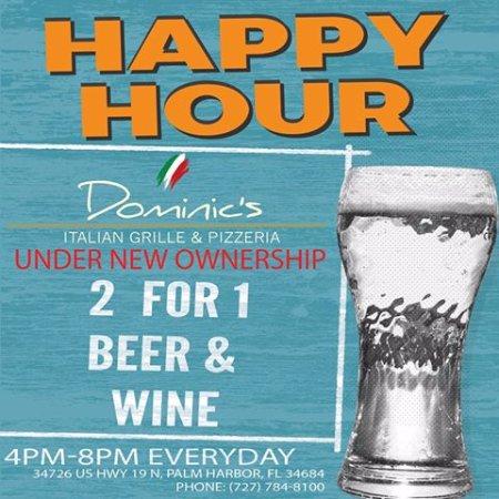 Palm Harbor, FL: Happy Hour !!