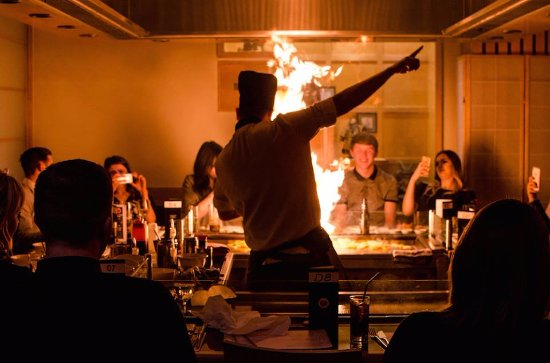 Benihana - famous 1960s New York restaurant opens Glasgow branch but is it any good?
