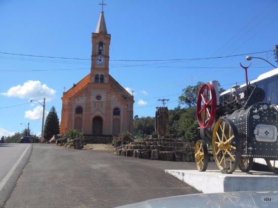 Igreja Santo Antonio, Mata RS