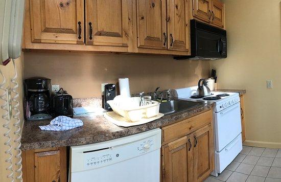 Sanbornton, NH : Kitchen
