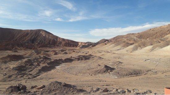 San Pedro de Atacama, Chile: Cordillera de la Sal