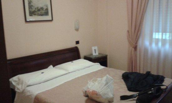 room 225 picture of hotel la pace pisa tripadvisor. Black Bedroom Furniture Sets. Home Design Ideas