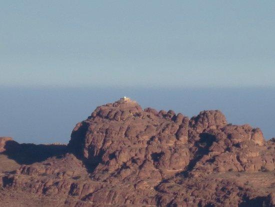 Movenpick Nabatean Castle Hotel: fabulous mountain view