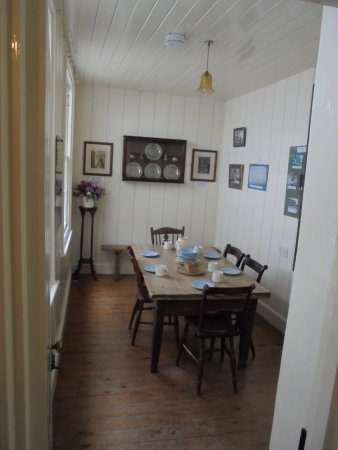 Six Poor Travellers House: Dining room