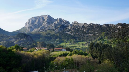 Basque Country, Spain: Vistas del parque natural de Urkiola