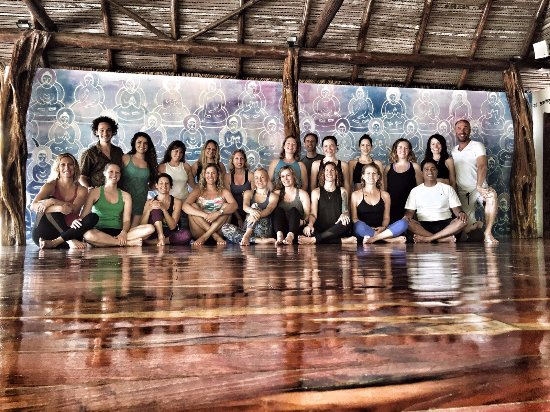 Cambutal, Panama/Panamá: Gorgeous yoga shala!