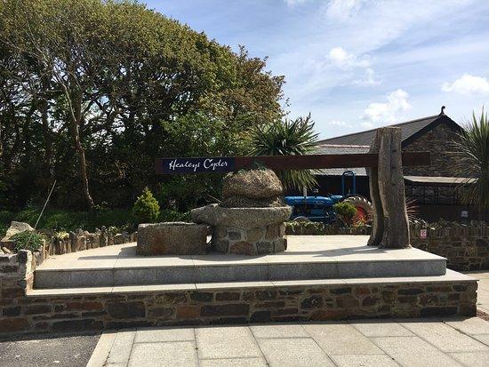 Truro, UK: Healey's Cornish Cyder Farm