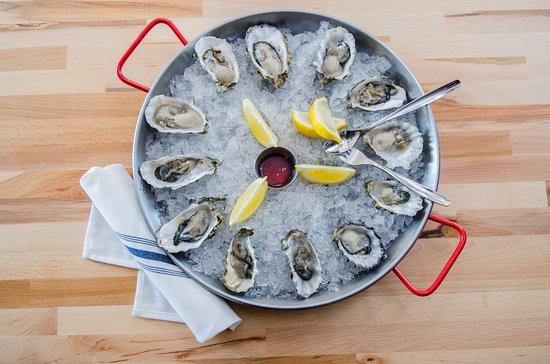 Edmonds, WA: Fresh Oysters