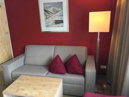 sfeervolle woonkamer - Picture of Hapimag Resort Saalbach, Saalbach ...