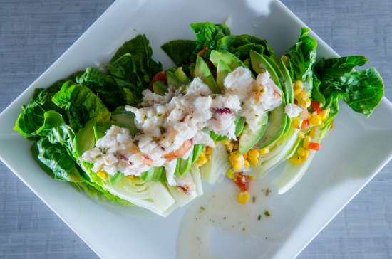 Edmonds, WA: Dungeness Crab Salad