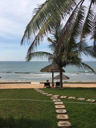 Victoria Phan Thiet Beach Resort & Spa: View from room