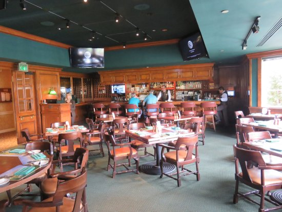 The Tap Room At Pebble Beach Resorts
