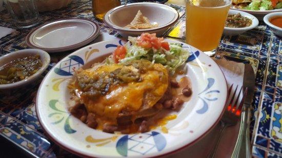 Espanola, NM: Best Enchiladas in NM