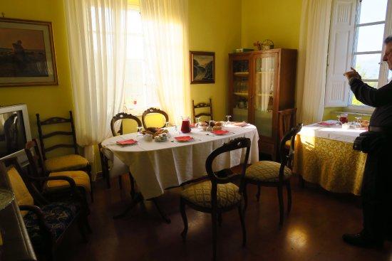 Pieve Fosciana, Italien: stanze dedicate alla colazione