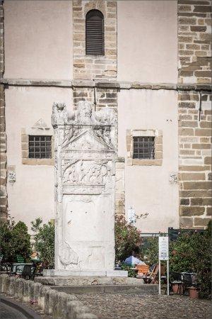 Orpheus monument Ptuj