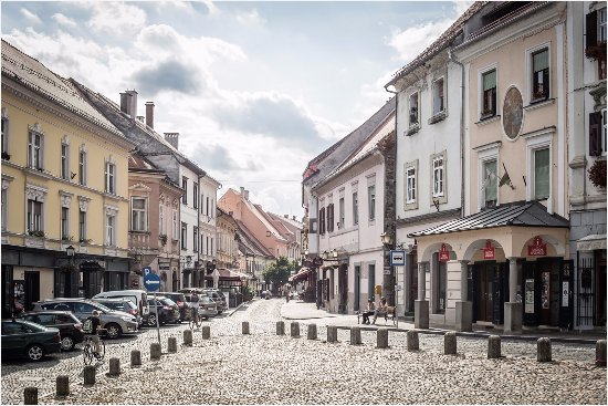 Medieval square Ptuj