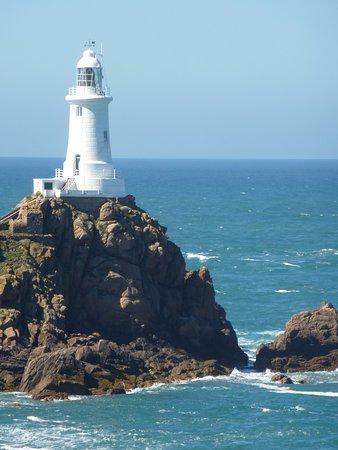 Corbiere Lighthouse (La Corbiere): Au bout de l'île