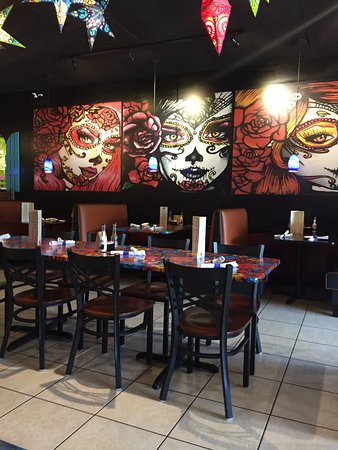 Catrina's tequila and taco bar