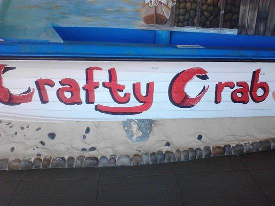 Palm Bay, FL: Crafty Crab Restaurant