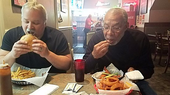 Trenton, NJ: Two Very Happy Smokehouse Customers
