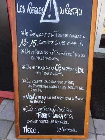 Pleudihen-sur-Rance, Fransa: A chacun de juger s'il faut y aller ...