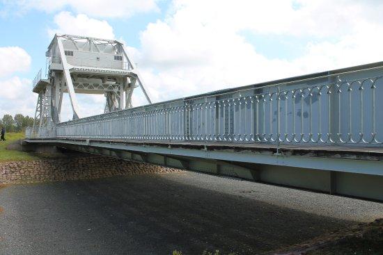Ranville, Francia: Le vrai pont du Jour J