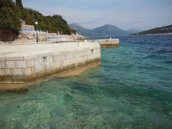 Sudurad, Kroatien: arrival point