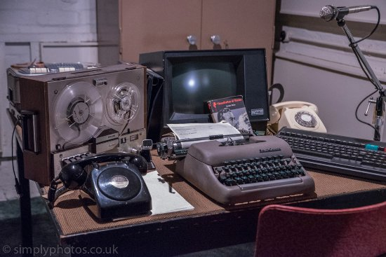 AV Kit - Picture of Scotland's Secret Bunker, Crail