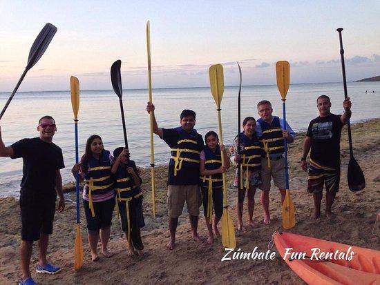 Zumbate Fun Rentals