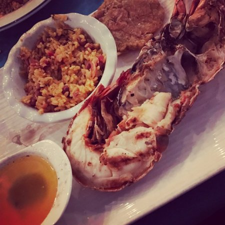 Bili: Grilled Lobster