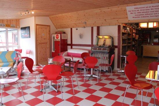 The 50s Museum och Nostalgicafé