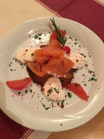 Freital, Tyskland: Fernblick Restaurant