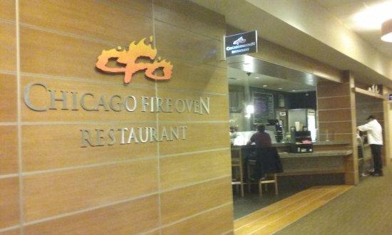 Chicago Fire Oven Restaurant Rosemont