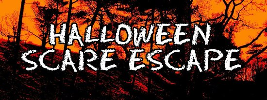 Moore, Оклахома: Try Halloween Scare Escape...we are the only Escape Game that scares!!  (40% escape rate)